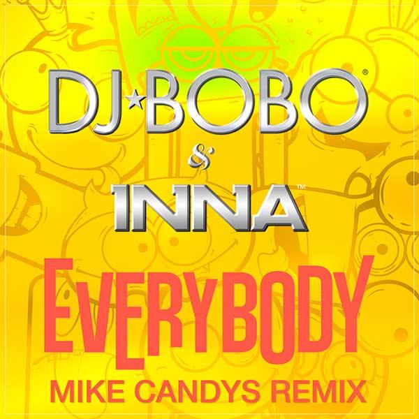 DJ BoBo & Inna – Everybody